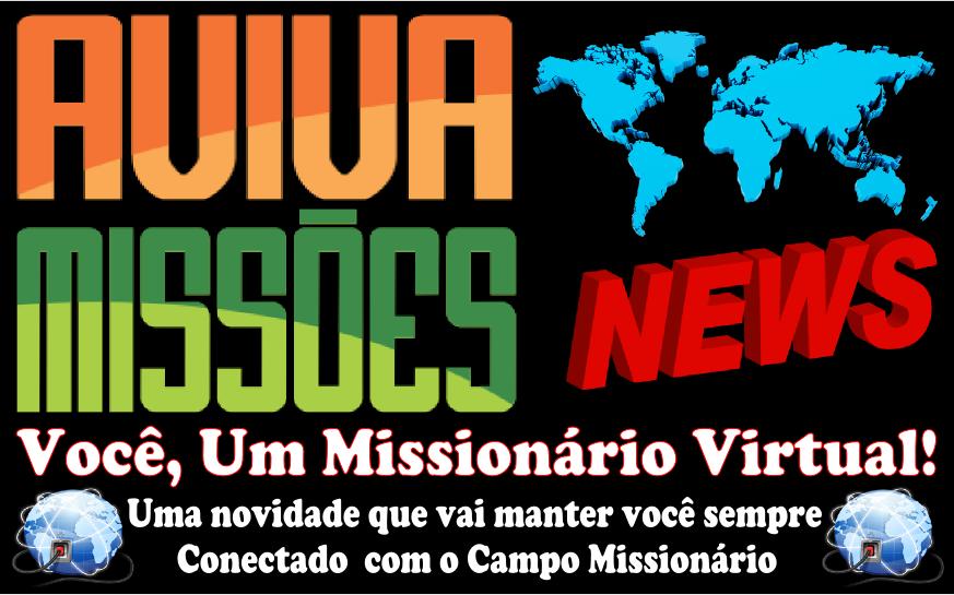 SEJA UM MISSIONÁRIO VIRTUAL!!!