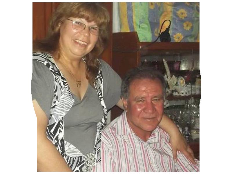 Missº. Anibal Paz e Miss. Mirian Raquel Oliveira - URUGUAI - Montevidéu