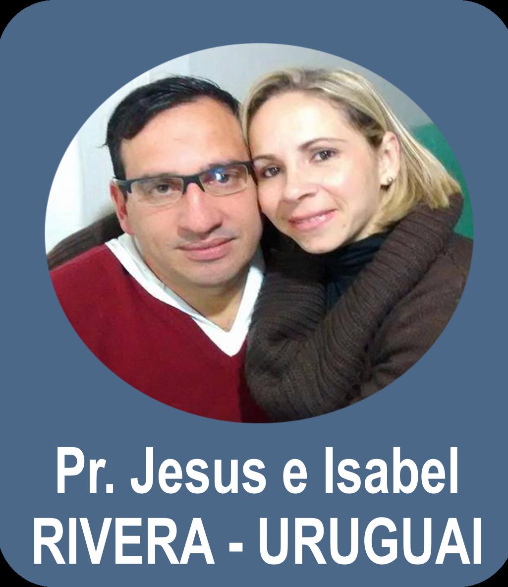 Missº. Jesus de Freitas e Miss. Isabel de Freitas - URUGUAI - Rivera