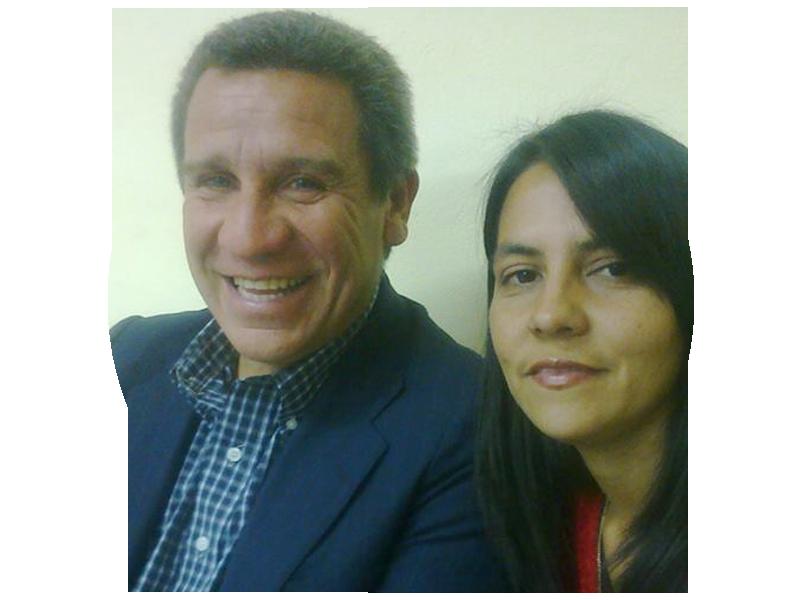 Pr. Marcelo Gabriel Lorenzo Motta e Miss. Fabiana Concepcion S. Escobar - URUGUAI - Salto