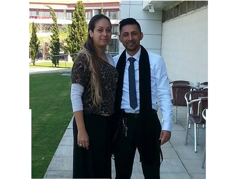 Missº. Oscar Fonseca e Fabia Fonseca - Portugal - Lisboa
