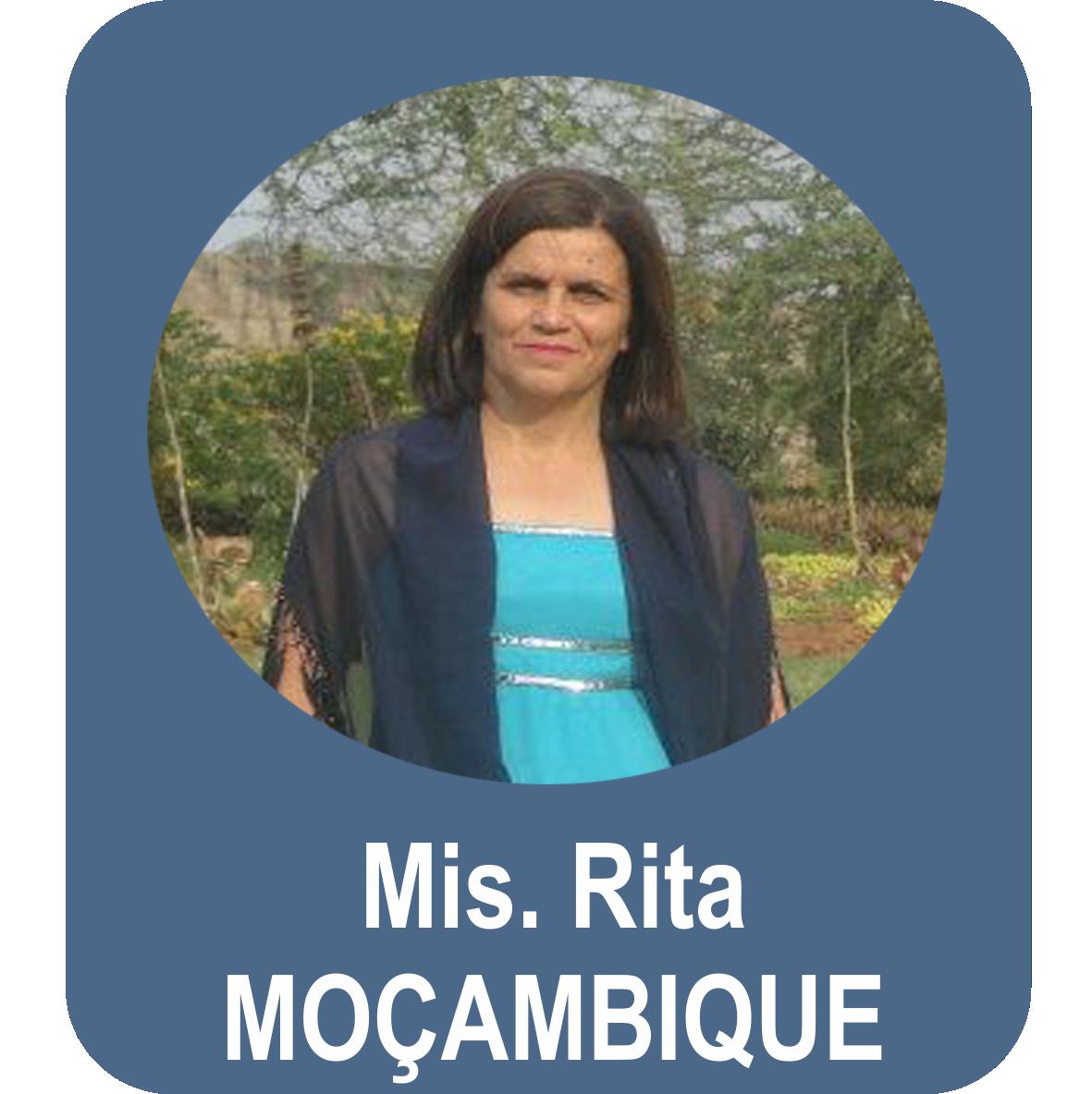 Miss. Maria Rita de Oliveira