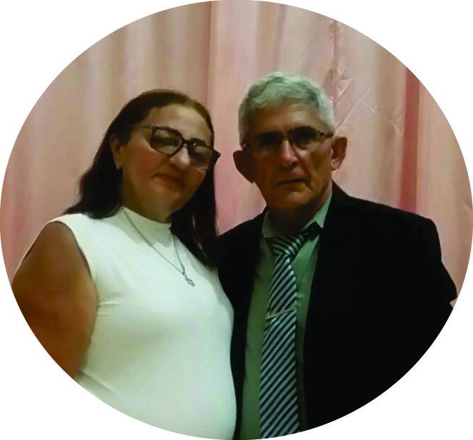 Pb. Renato e Miss. Fátima