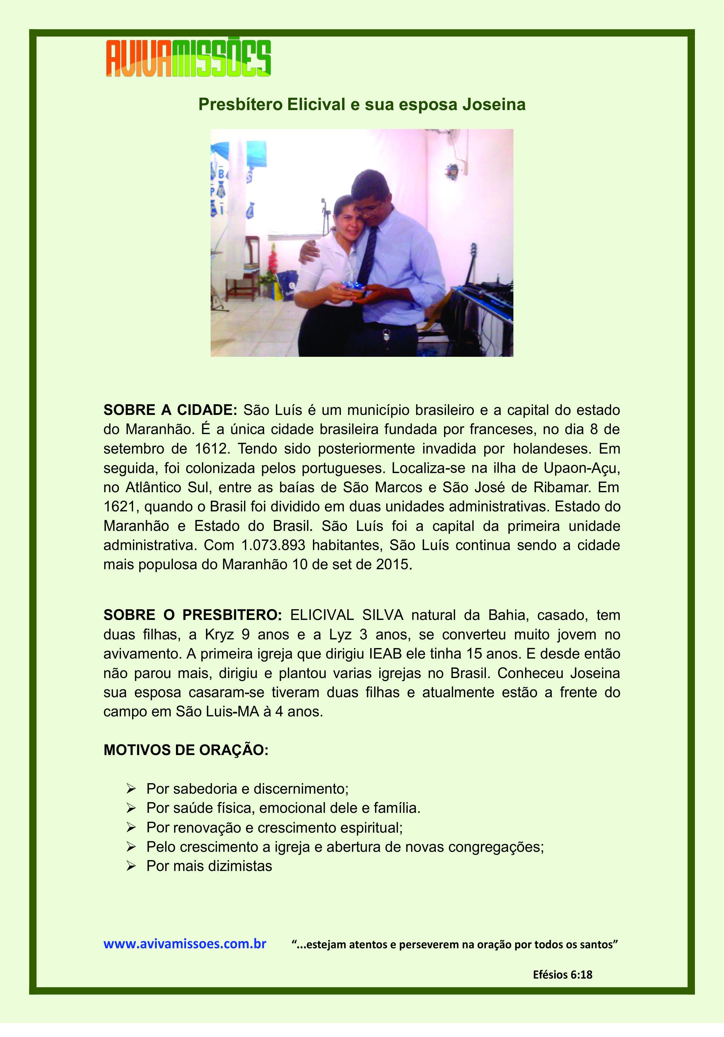 Carta de São Luiz