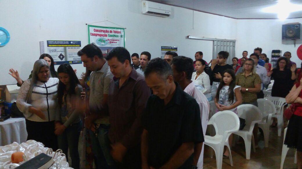 Viagem de supervisão aos campos missionários nacionais