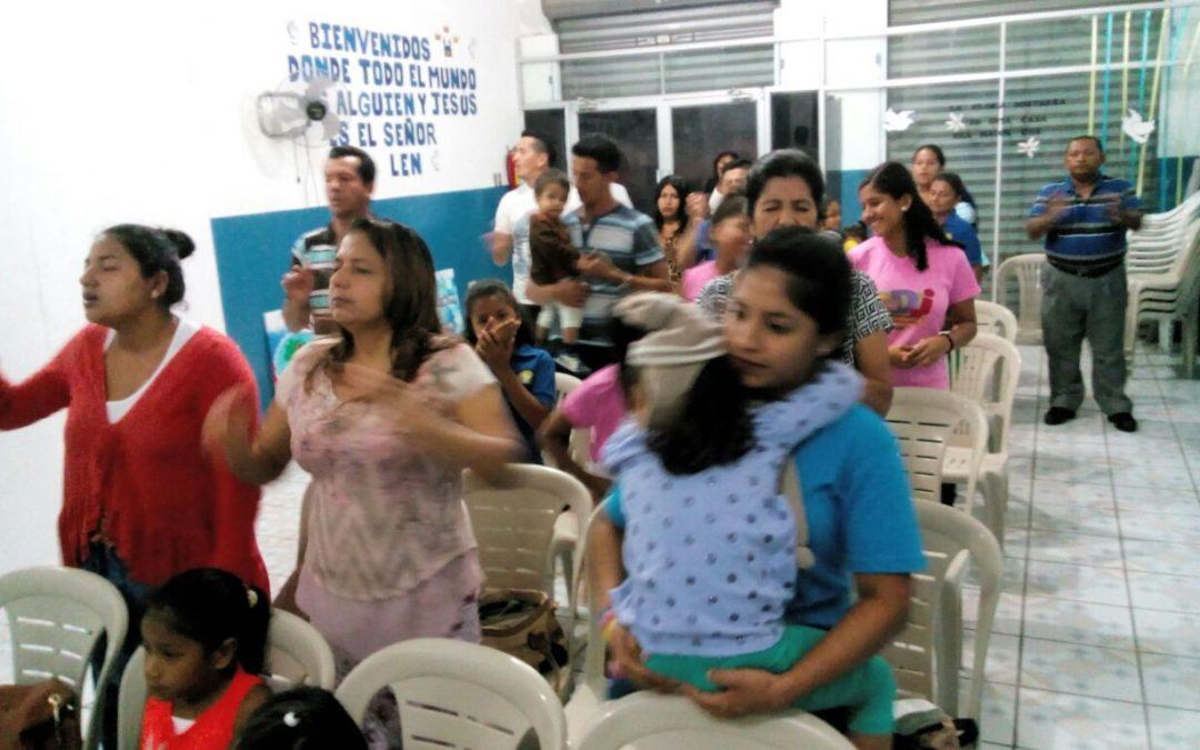 Noticias do Campo Missionário Transcultural em Playas-Equador.