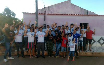 Campo Missionário em Curionópolis em Ação!