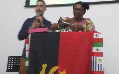 Conferência Missionária na IEAB Porto Ferreira-SP.