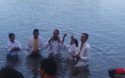 Batismo em Santa Terezinha-MT