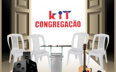 KIT CONGREGAÇÃO – COM FORÇA TOTAL!
