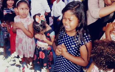 Grande Culto de Ceia em nosso Campo Missionário em Curionópolis-PA