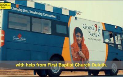 """PARTE DA """"MISSIO DEI"""" REALIZADA NA ÍNDIA POR NOSSOS MISSIONÁRIOS!"""