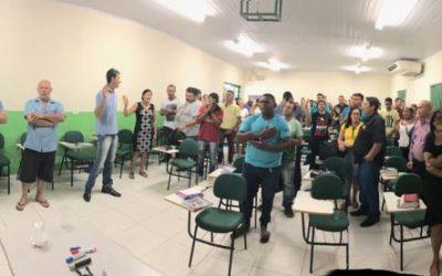 DEUS TEM LEVANTADO CEIFEIROS NO BRASIL CENTRAL