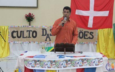 Campo em Foz do Iguaçu/PR envolvido em divulgar Missões