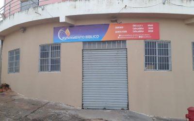 KIT-CONGREGAÇÃO AJUDANDO O CAMPO EM BAURU/SP A ABRIR UM NOVO TEMPLO