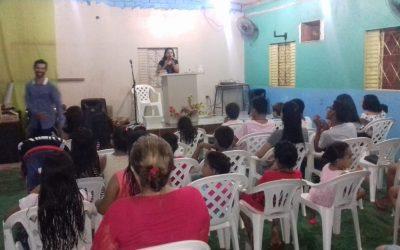 MAIS UM NOVO TEMPLO ABERTO COM AJUDA DO KIT-CONGREGAÇÃO EM PORTO VELHO – REGIÃO NORTE