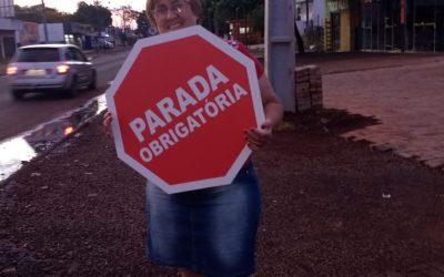 TENDA DA ORAÇÃO – PROJETO EVANGELÍSTICO NO CAMPO EM FOZ DO IGUAÇU-PR.