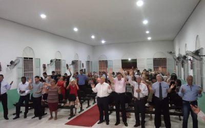 REUNIÃO COM A COMISSÃO EXECUTIVA – REGIÃO BRASIL CENTRAL 2019!