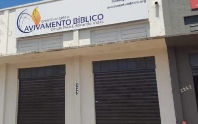 CAMPO GRANDE 2 NA REGIÃO CENTRO OESTE EXPANDINDO ATRAVÉS DO APOIO DO KIT-CONGREGAÇÃO
