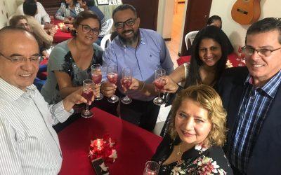 ENCONTRO DE CASAIS EM NOSSA IEAB GUAYAQUIL – EQUADOR!