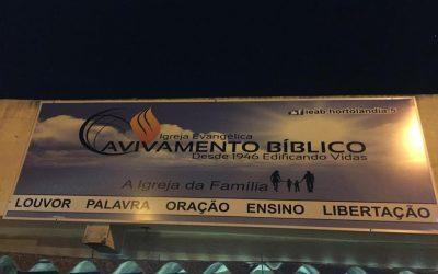CAMPINAS CENTRO, NA REGIÃO SUDESTE 3, EXPANDINDO ATRAVÉS DO APOIO DA DGEM E PRESIDÊNCIA!