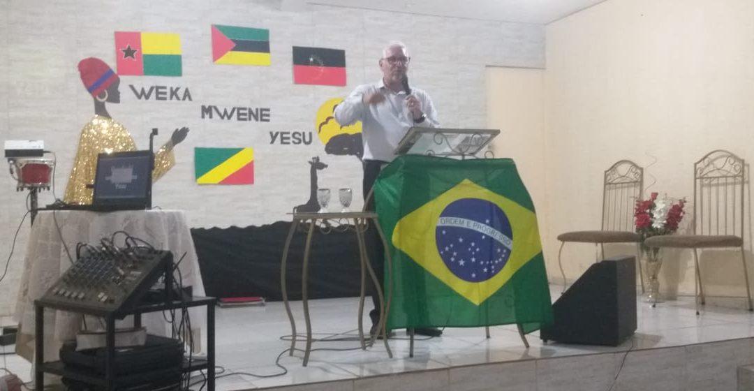 Culto Missionário em Juazeiro do Norte/CE.