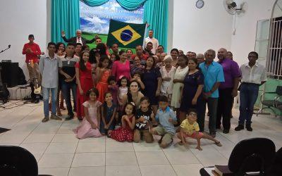 Visita de Supervisão da Assessora de Missões Nacionais Mis. Alessandra Moreto