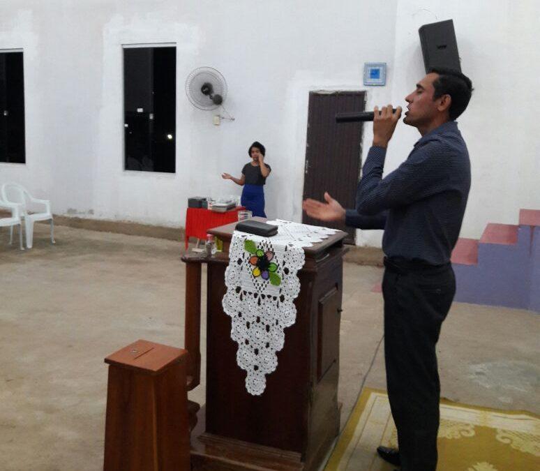 Culto Abençoado em Vila Rica – MT
