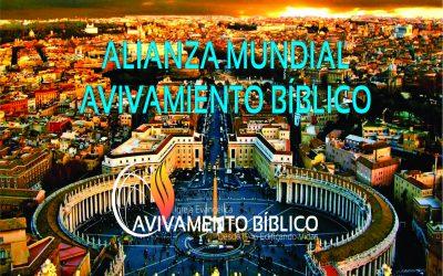 ALIANZA MUNDIAL AVIVAMIENTO BÍBLICO