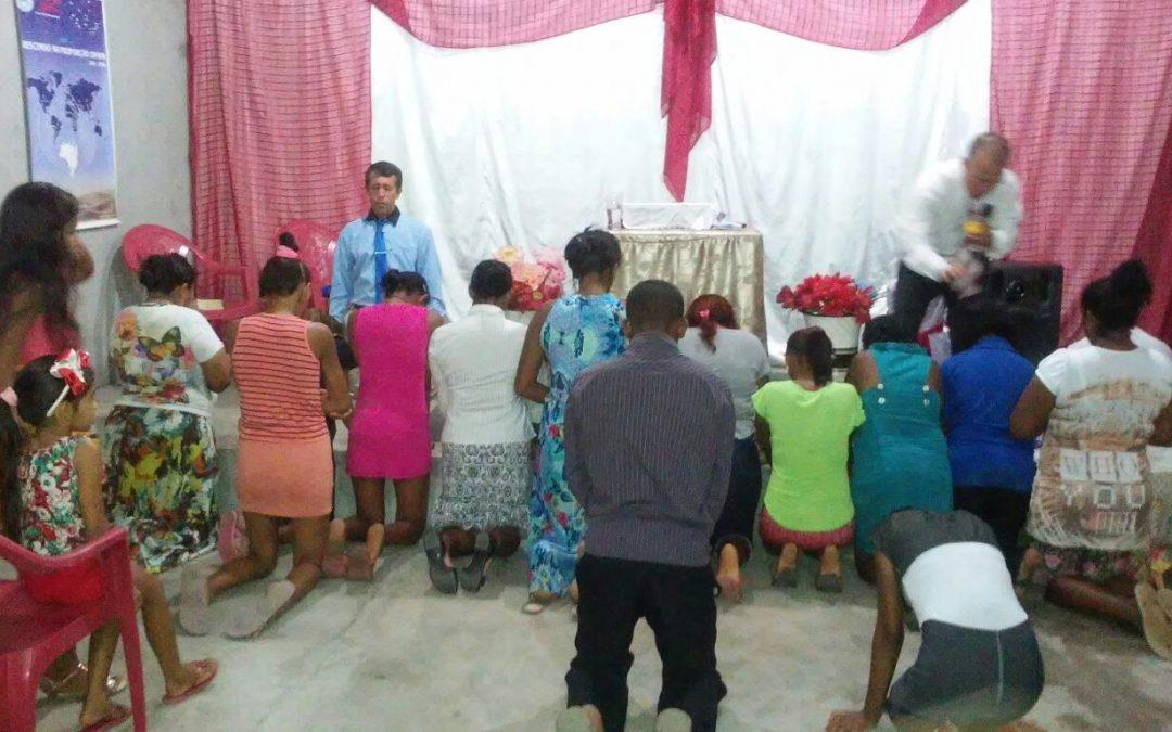 Noticias do Campo Missionário em Belém – PA.