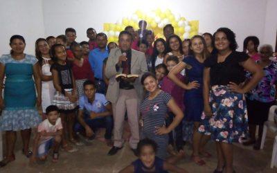 Homenageando as Mamães no Sertão do Maranhão