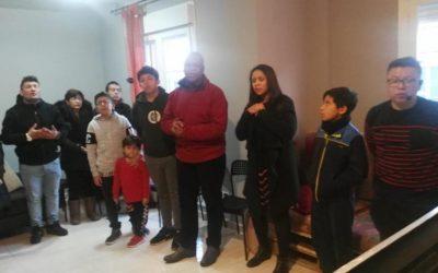 PROJETO MISSIONÁRIO EM MADRI-ESPANHA CONTINUA A TODO VAPOR!