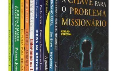 PROJETO BIBLIOTECA MISSIONÁRIA