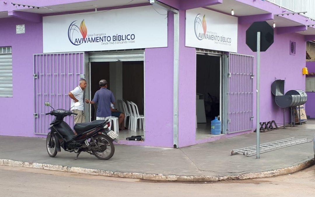 TESTEMUNHO DE EXPANSÃO NA IEAB CUIABÁ -MT, REGIÃO CENTRO-OESTE!