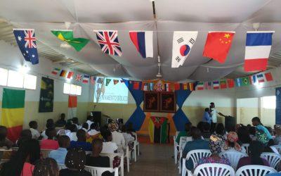 Culto de Missões em Moçambique/Africa