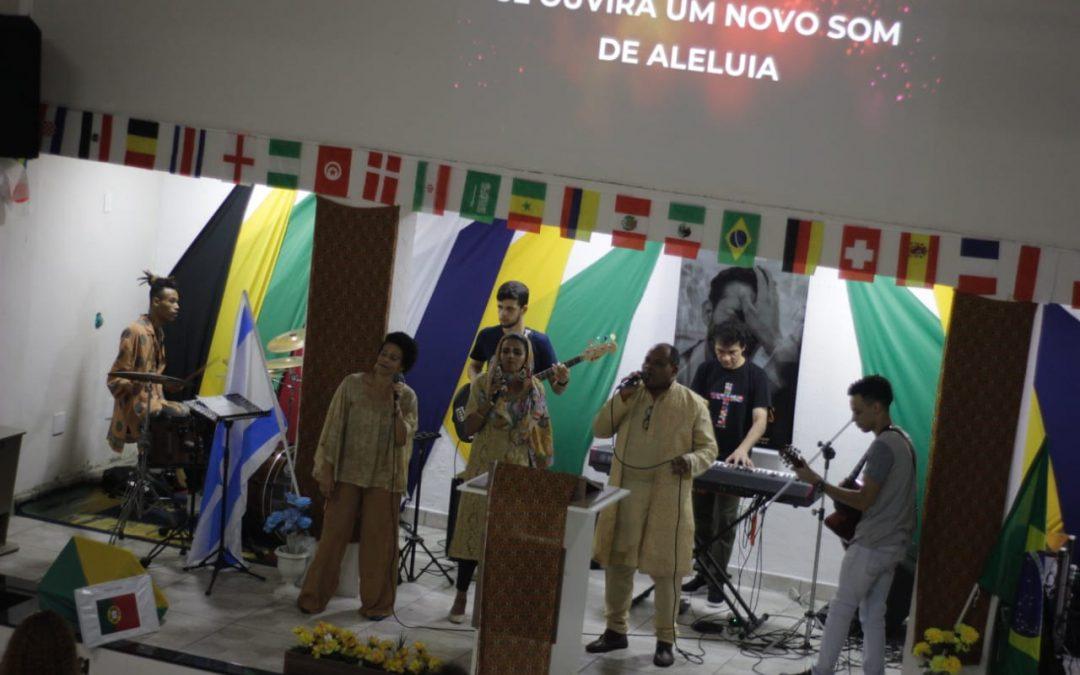 CAMPO EM INDAIATUBA INICIA 2020 NA MESMA VISÃO: MISSÕES!