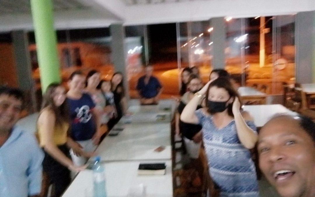 DGEM + REGIÃO ECLESIÁSTICA, UMA FORTE PARCERIA EM PROL DO CRESCIMENTO.