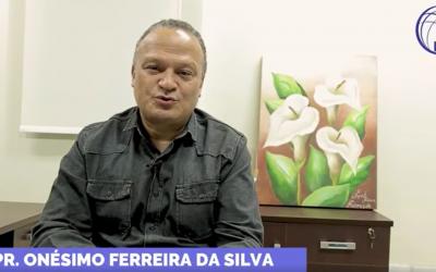 Ministração sobre Missões – Pr. Onésimo Ferreira da Silva