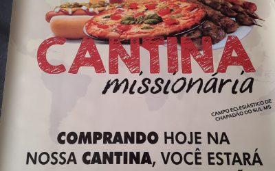 IEAB CHAPADÃO DO SUL FOCADA EM MISSÕES!